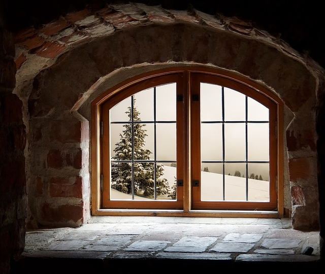 Eigenheim dämmen im Winter