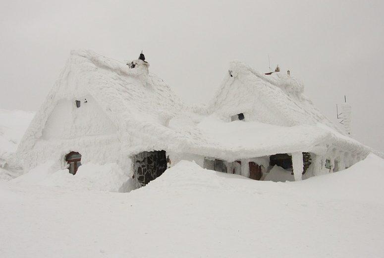 Schneebelastung Dach